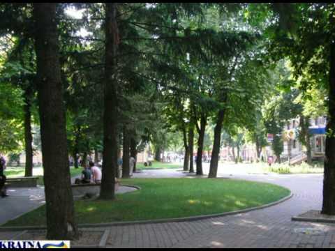 MIASTA UKRAINY: Moje rodzinne miasto Winnica