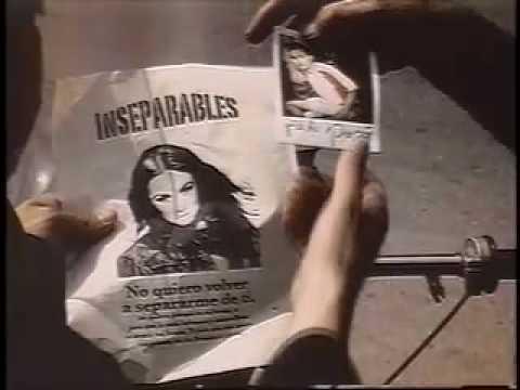 Inseparables de Aracely Arambula Letra y Video