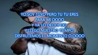 Farruko - Obsesionado ( ft Maluma )  REMIX  ~Con Letra~