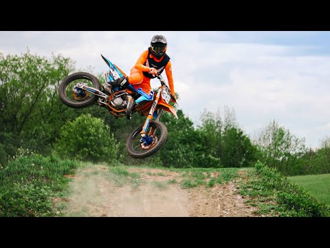 KTM 125 SX - Dream Motocross Track