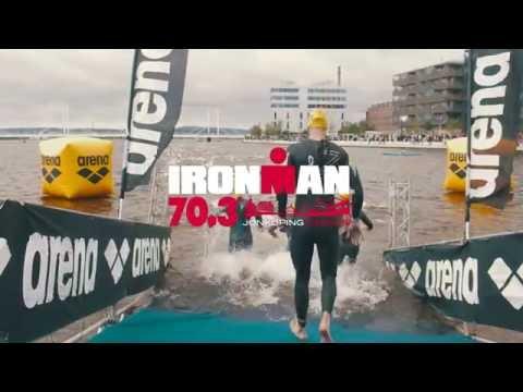 IRONMAN 70.3 JÖNKÖPING 2016 - Tackfilm