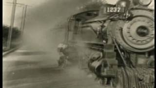 Stunts from Silent Movies
