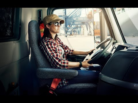 Volvo Trucks - The new Volvo VNR -  Interior Walkaround