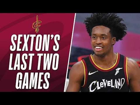 Collin Sexton's Remarkable Two-Game Stretch | 6️⃣7️⃣ PTS, 2 Wins 🙌