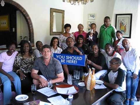 Team CU@DaTOP South Africa 2012!!