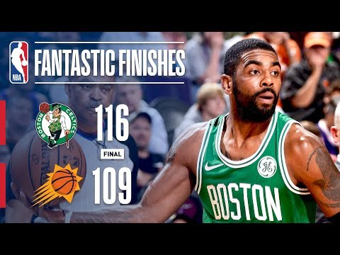 Celtics Rally All The Back From A 22 POINT DEFICIT And Win A Thriller In OT | November 8, 2018