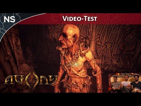 vidéo test Agony par The NayShow