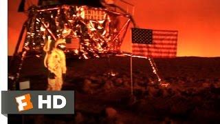 Capricorn One (1978) - Faked Mars Landing Scene (4/11)   Movieclips