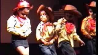 Baile de niños ESTADOS UNIDOS
