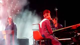 Benjamin Clementine - (New Song) -- Live At Rock Werchter 02-07-2017