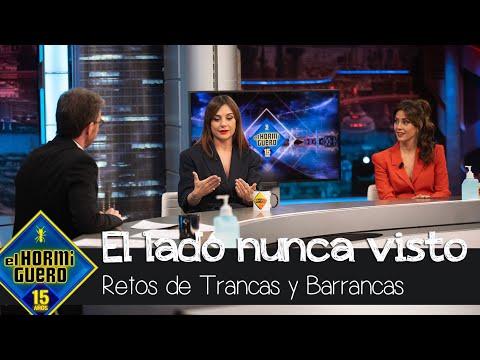 El lado nunca visto de Miren Ibarguren y Eva Ugarte con Trancas y Barrancas – El Hormiguero