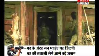 Indian Army Fighting the Terrorists in Kashmir II