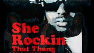 THE DREAM -Rockin That Thang Remix