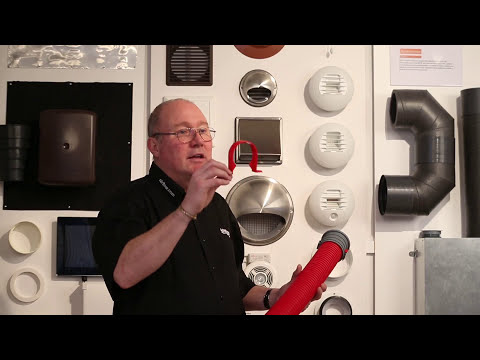 How does Airflex Pro semi-rigid ducting work?