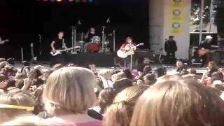 Demi Lovato - Two Worlds Collide Live - 10/11/08 - Fresno, CA - [HD]