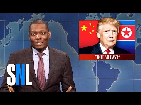 Weekend Update on Failed North Korean Missile Launch - SNL