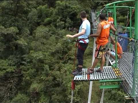 bungy in Nepal 2008