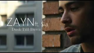 Zayn ft.  Sia - Dusk Till Down (Tłumaczenie PL)