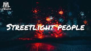 Sinner's Heist - Streetlight People (feat. Harley Bird) (Lyrics)