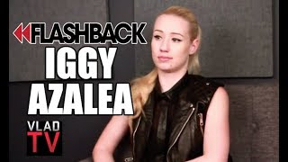 Flashback: Iggy Azalea: I Really Identify With 2Pac