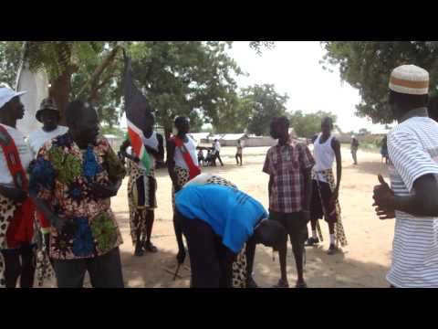 People Music Celebrations Independence South Sudan Africa 2