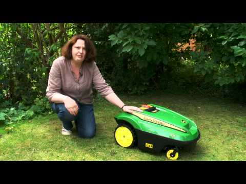 John Deere Tango robot lawnmower- Which? first look
