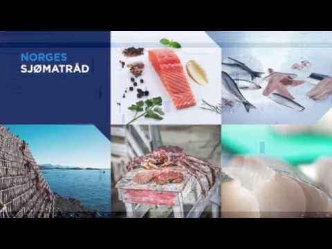 Sjømatrådets markedsaktiviteter