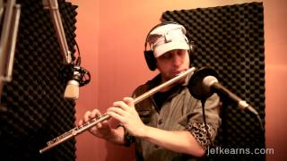 "Nicki Minaj ""Right By My Side"" - Jef Kearns Soul Flute cover"