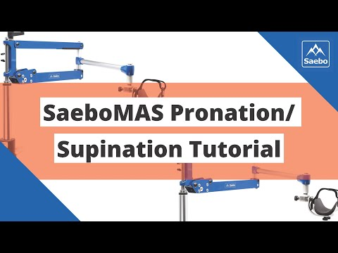 SaeboMAS Pronation/Supination Attachment