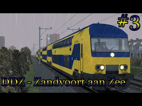 DDZ naar Zandvoort aan Zee - Train Simulator 2017 (Livestream #3)
