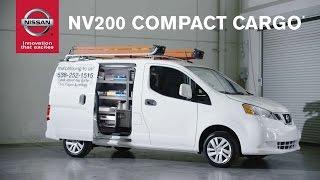 2015 Nissan NV200 Compact Cargo Van Overview