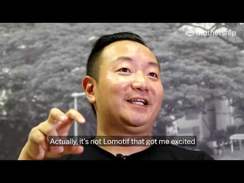 One of Us – Founder of Lomotif, Paul Yang