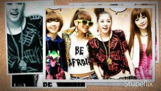 2NE1-I DON'T CARE(MUSIC BOX)