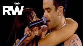 Robbie Williams   'Come Undone'   Live at Knebworth: 2003