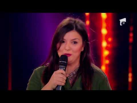 Maria Popovici, despre look-ul ei, iUmor