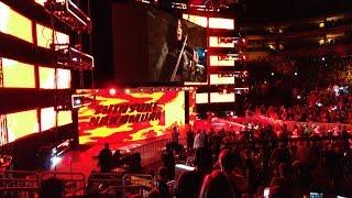 Rusev Day + Shinsuke Nakamura's NEW Entrance - Smackdown Audience 04/24/2018 (6/7)