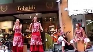 Malasangre Live Ferrara Busker 2003.