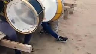 Despacito con bombo y trompeta