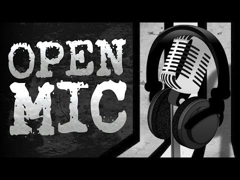 John Campea Open Mic - Tuesday September 18th 2018