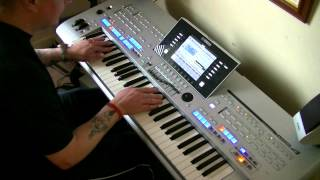 Bad Day - Daniel Powter - Yamaha Tyros - Cover Played Live