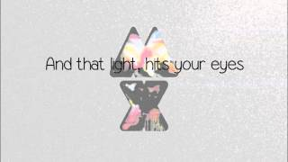 U F O -Coldplay with lyrics HD