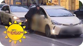 Taxi-Abzocke: Was ist erlaubt und was nicht? | SAT.1 Frühstücksfernsehen | TV