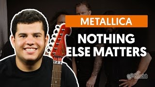 Videoaula Nothing Else Matters (violão e guitarra)