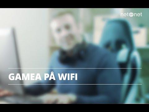 NetOnNet Klubbhyllan: Går det att gamea på WiFi?