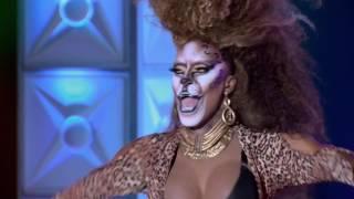 Aja vs Nina Bo'nina Brown