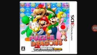 Puzzle & Dragons: Super Mario Bros. Edition: World 7 Music