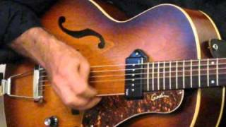 Jazz Guitar Improv Bb Blues