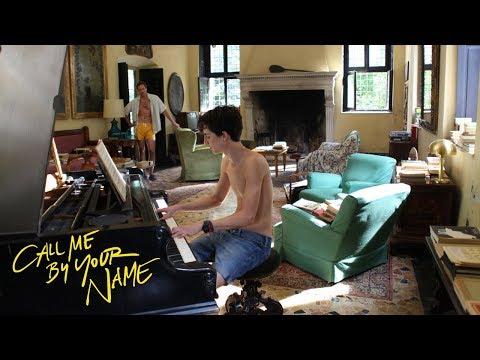 CALL ME BY YOUR NAME. Conmovedora y romántica. En cines 26 de enero.