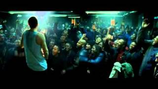 Epic Scene: 8 Mile final battle rap Eminem