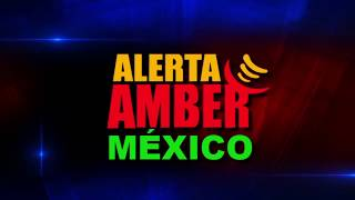 ALERTA AMBER MÉXICO - 17 NOV 2017